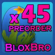 Roblox Adopt Me - Ocean Egg Bundle x45 - Preorder