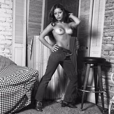 8x10 Print Sexy Model Pin Up Marge McCain by Vogel 1968 #M89