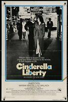 CINDERELLA LIBERTY James Caan ORIGINAL 1973 1 SHEET MOVIE POSTER 27 x 41 1