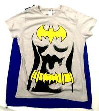 Rubies DC Comics Adult L Batman Tshirt w/Cape Halloween Costume Men