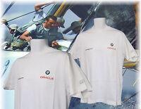 Henri Lloyd MAST MAN BMW ORACLE Americas Cup Sailing Team Cotton T Shirt White