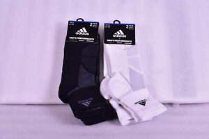 2-Pair Men's Adidas Superlite Prime Mesh III Quarter Socks - Choose Color