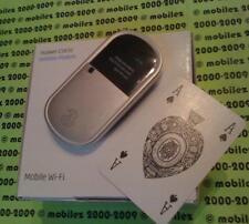 3G Mobile Wlan-hotspot-modems