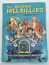 """Vintage """"The Beverly Hillbillies Coloring Book"""" - 1963"""