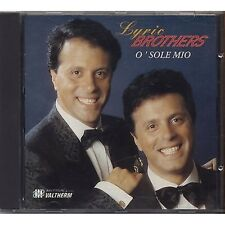 LYRIC BROTHERS - 'O sole mio - CD NEAR MINT CONDITION