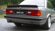 Alerón BMW e30 M-technic I --- BMW Mtech 1 rear spoiler wing --- Aileron BMW