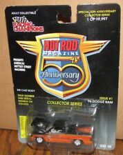 1996 Dodge Ram Truck 1:61 Toy Hot Rod Magazine 50th Anniversary Collector Series