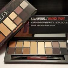 Smashbox Matte Exposure Large Palette with Brush New