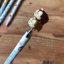 Disney Tsum Tsum Mechanical Pencil 0.5mm Made in Japan Chip & Dale