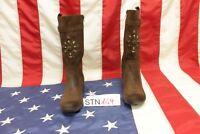 Botas Cafè Noir boots # 40 (Cod.STN149) camperos vaquero western mujer Nuevo