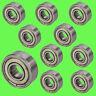 ► 10 Stk 606 ZZ Kugellager 6 x 17 x 6 mm Miniatur Lager Rillen RepRap Mendel
