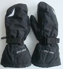 Ski-Doo Mens Mitts Mittens Small Hipora Waterproof Breathable Removable Inserts