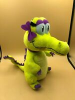 Wheres My Water Swampy Disney Parks Plush Soft Stuffed Toy Doll Crocodile Jakks