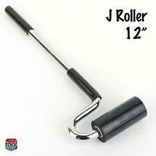 J Roller - For laminate and edging - Solid & strong for pro use - 12 inch