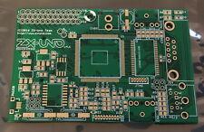 ZX Spectrum ZX-UNO v4.1 PCB - 1.2mm FR4 HASL - Spectrum FPGA Clone Board