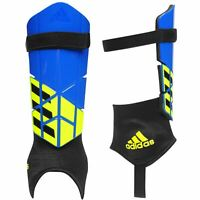 adidas Mens X Club Shin Pad Guard
