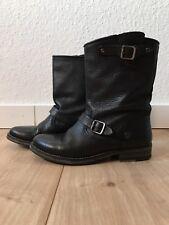 Tommy Hilfiger Denim Boots Gr.36 Stiefeletten Guter Zustand Stiefel
