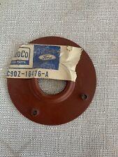 1969 SCJ Ford Mustang Torino Original NOS Hood Pin Reinforcement  C90Z-16476-A