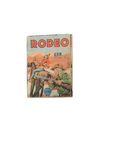RODEO ALBUM RELIURE 14 du 113 au 116