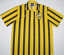 1992-1993 SHEFFIELD WEDNESDAY UMBRO AWAY FOOTBALL SHIRT (SIZE XL)