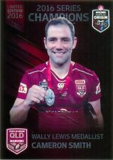 Wally Lewis State of Origin NRL & Rugby League Trading Cards