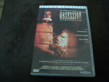 "DVD ""OBSESSION"" Cliff ROBERTSON, Genevieve BUJOLD / Brian DE PALMA"