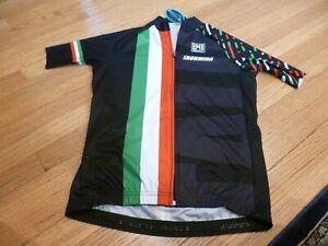 NWT Santini Cycling Jersey size Medium Italy