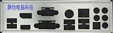 New Asus I/O Io Shield Blende For Asus Z170A , Z170-A , #G218 Xh