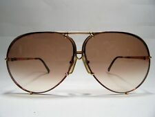 Porsche Design by Carrera 5621 tortuga tortoise gold Vintage Sunglasses 911