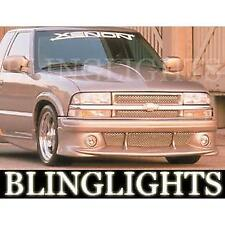 1998-2007 GMC SONOMA XENON BODY KIT FOG LIGHTS LAMPS KIT