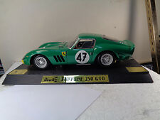 REVELL GERMANY 8852 1/12th FERRARRI 250 GTO W/ 2 TRANS KITS INT. & EXT. RACE #47