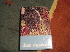 Hans SEIBOLD: Guide des plantes d'appartement. Delachaux et Niestlé