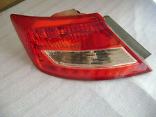 2012 2013 Honda Civic COUPE  LEFT  Side Tail Light Used Rear Lamp