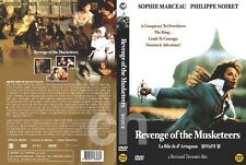 The Daughter Of D'Artagnan(1994) - Sophie Marceau DVD NEW
