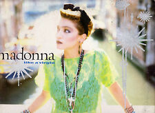 "MADONNA DISCO MIX MAXI SINGOLO 12"" LIKE A VIRGIN (EXTENDED DANCE REMIX)  ITA"
