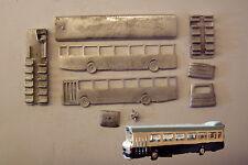 P&D Marsh N Gauge N Scale E132 Leyland National MkI bus kit requires painting