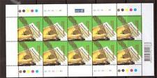 MALTA, 2005 HANDWRITTING MUSIC  46c SG 1453, SHEETLET OF 10, CAT £25