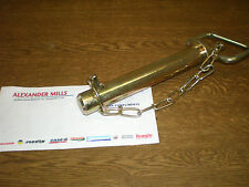 Tractor Towing Hitch Drawbar Pin 28mm D x 183mm L Agri Farm Tractor Trailer
