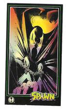 SPAWN  Trading Card Set  PLUS  Spawn Comic Book