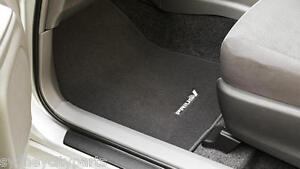 TOYOTA PRIUS-V CARPET FLOOR MATS ZVW40 FROM MARCH 2012> NEW GENUINE ACCESSORY