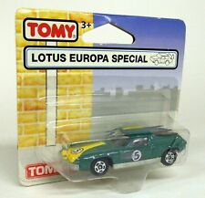 Tomica T15 Lotus Europa Special Green Yellow #5 Sealed Card Diecast Model Car