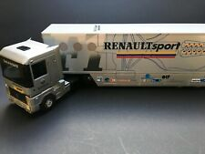 Eligor - Renault F1 Sport - Transporter - 1:43
