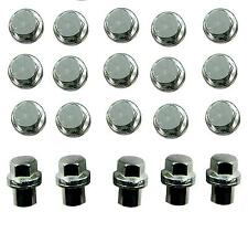 """20 pc wheel nut kit for Range Rover L322 2002-2005 alloy spare new 19"""" 20"""" Vogue"""