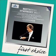 Beethoven: Symphony No. 9 'Choral'; Choral Fantasy, New Music
