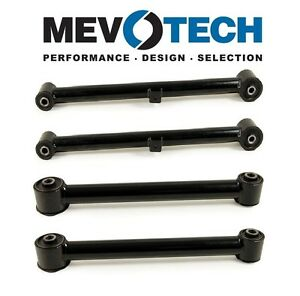 For Dodge Ram 1500 09-12 Pairs of Rear Upper & Lower Control Arms KIT Mevotech