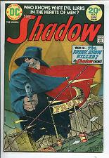 The Shadow #2 - The Freak Show Killer? - (Grade 8.0) 1974