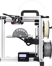FELIX Tec 4.1 3D Printer with Dual Extruder [Autorized USA Dealer]