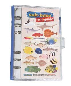 Fish-Guide Magazine Binder For Fischkarten-Sets