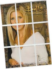 Buffy The Vampire Slayer: The Story So Far... - 81 Card Basic/Base Set - 2001