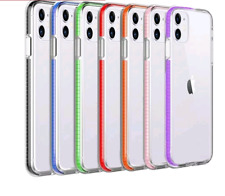 For iPhone XR 6.1 clear  shockproof bumber  case cover